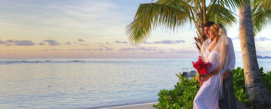 Weddings on Fiji's Suncoast